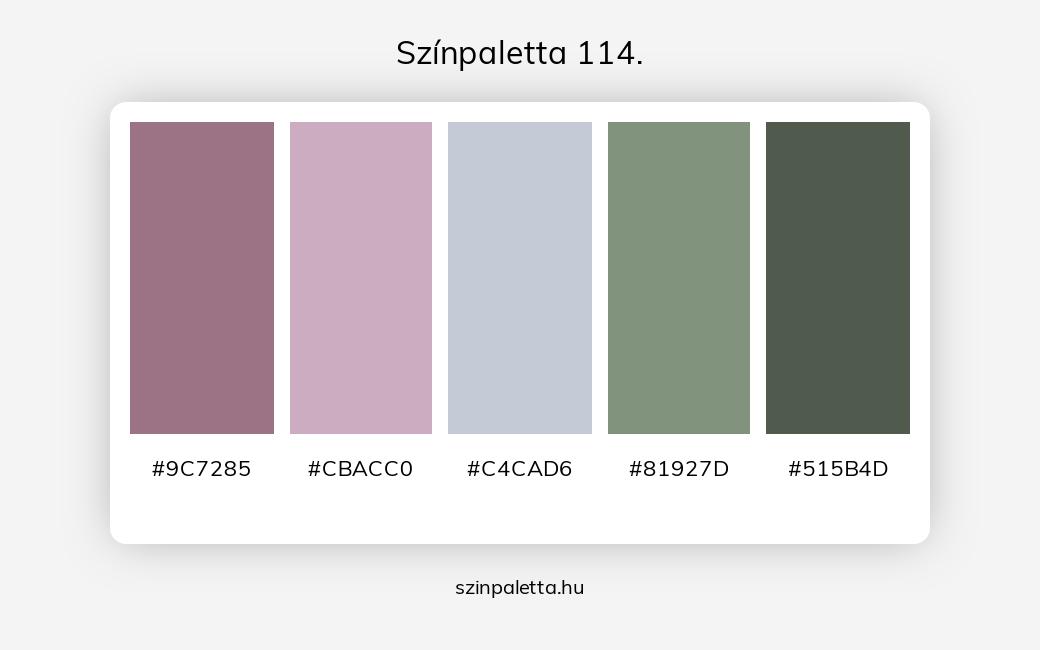 Színpaletta 114. - szinpaletta.hu