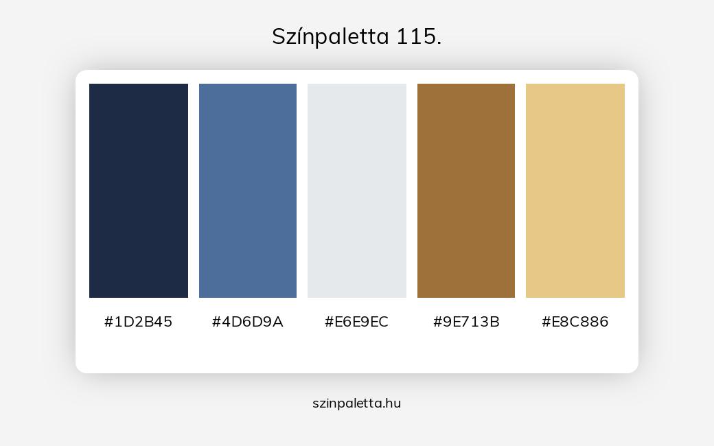 Színpaletta 115. - szinpaletta.hu