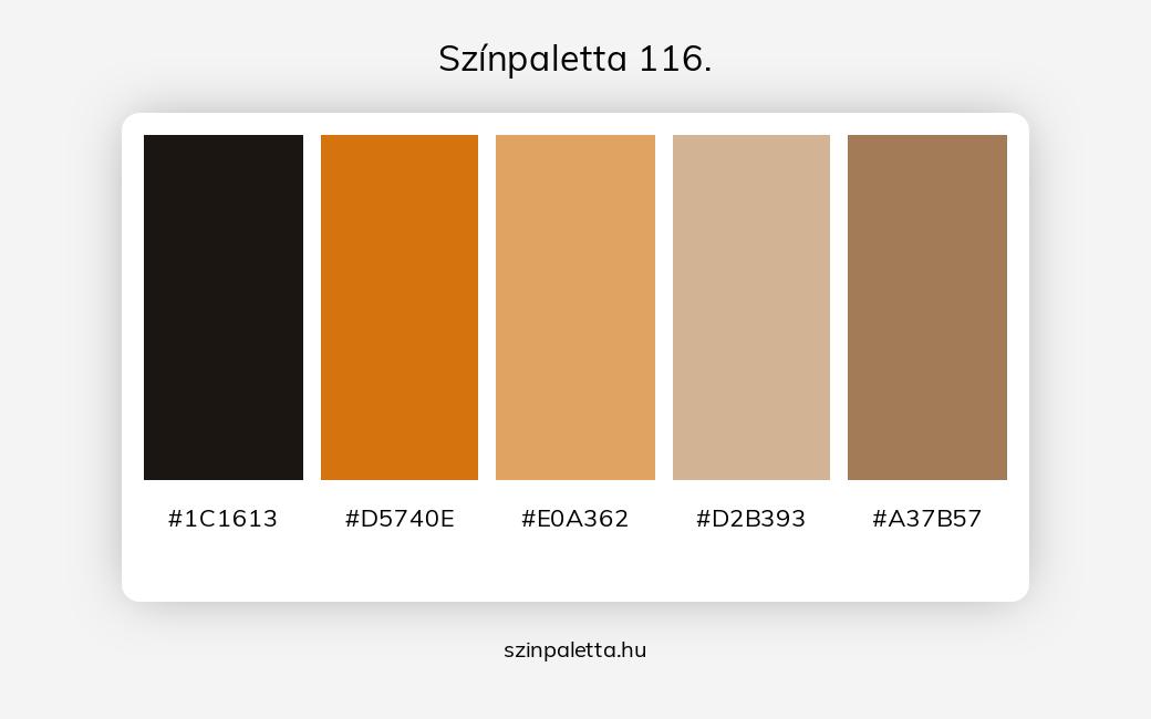 Színpaletta 116. - szinpaletta.hu