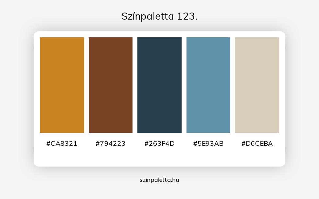 Színpaletta 123. - szinpaletta.hu