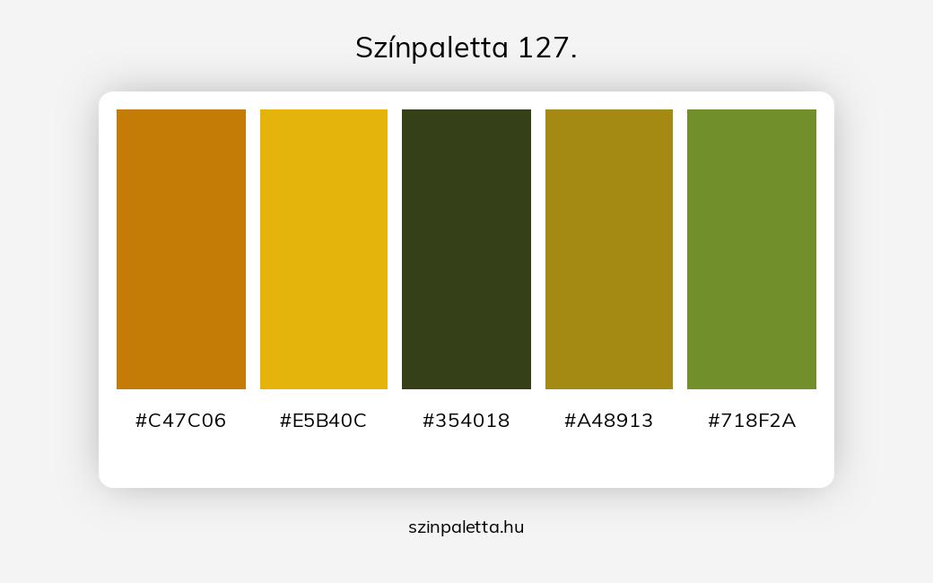 Színpaletta 127. - szinpaletta.hu