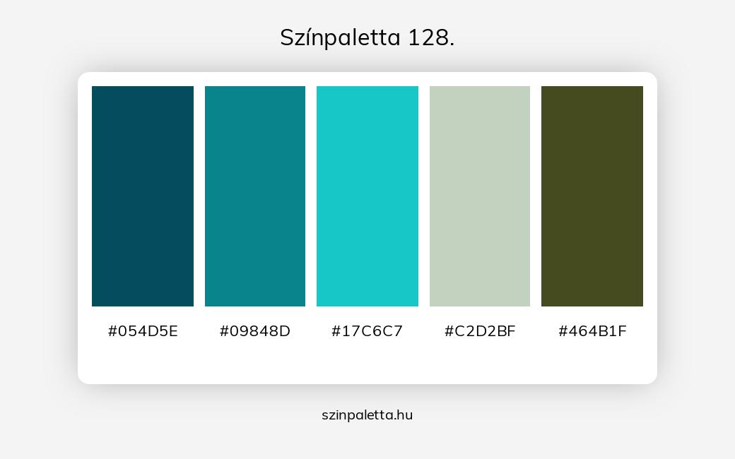Színpaletta 128. - szinpaletta.hu