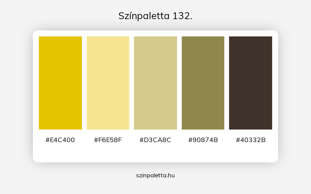Színpaletta 132. - szinpaletta.hu