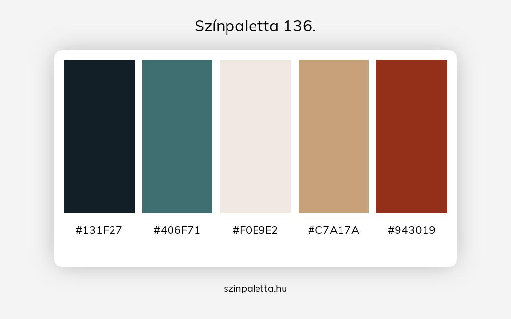 Színpaletta 136. - szinpaletta.hu