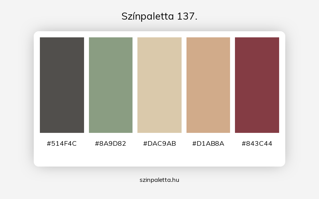 Színpaletta 137. - szinpaletta.hu