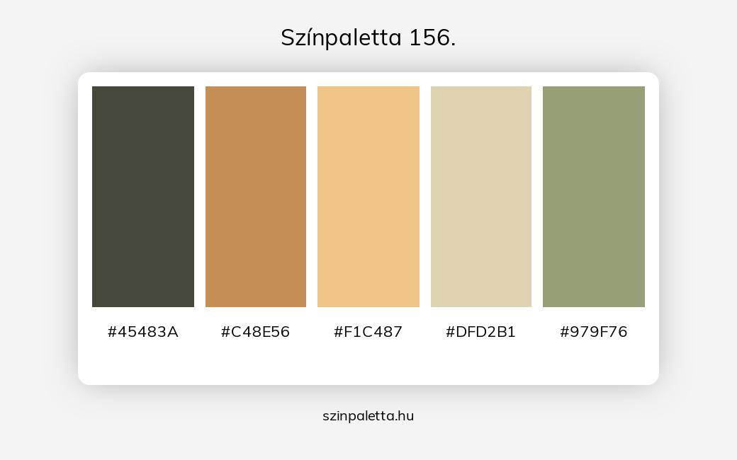 Színpaletta 156. - szinpaletta.hu