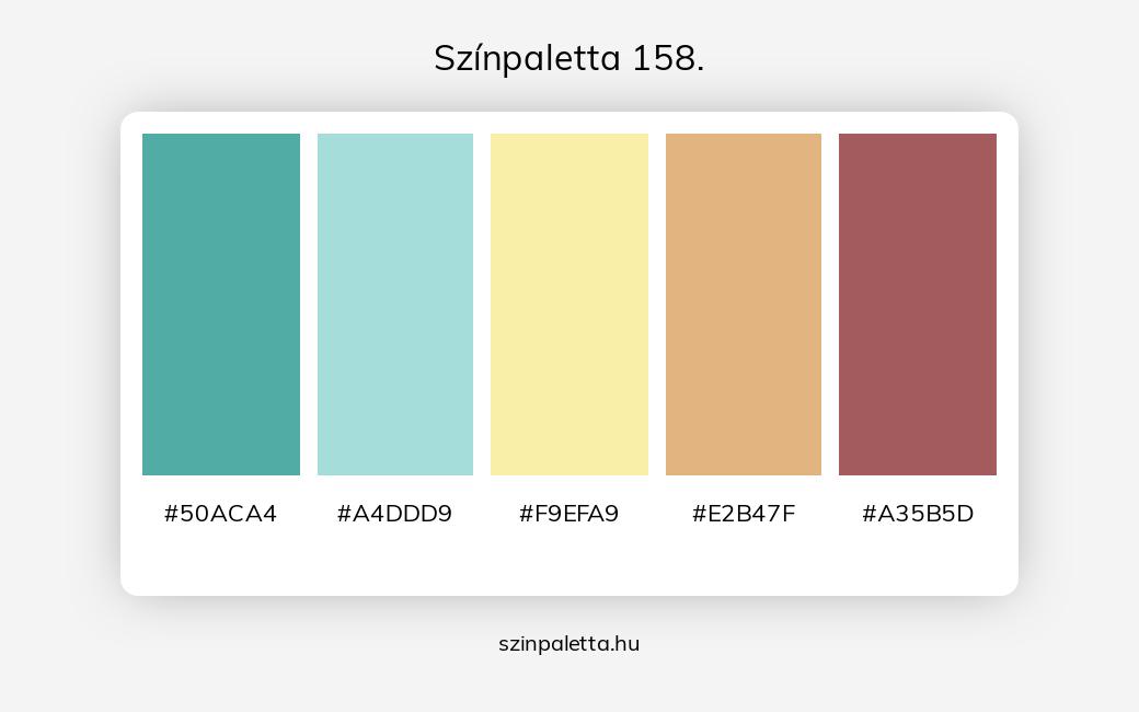 Színpaletta 158. - szinpaletta.hu