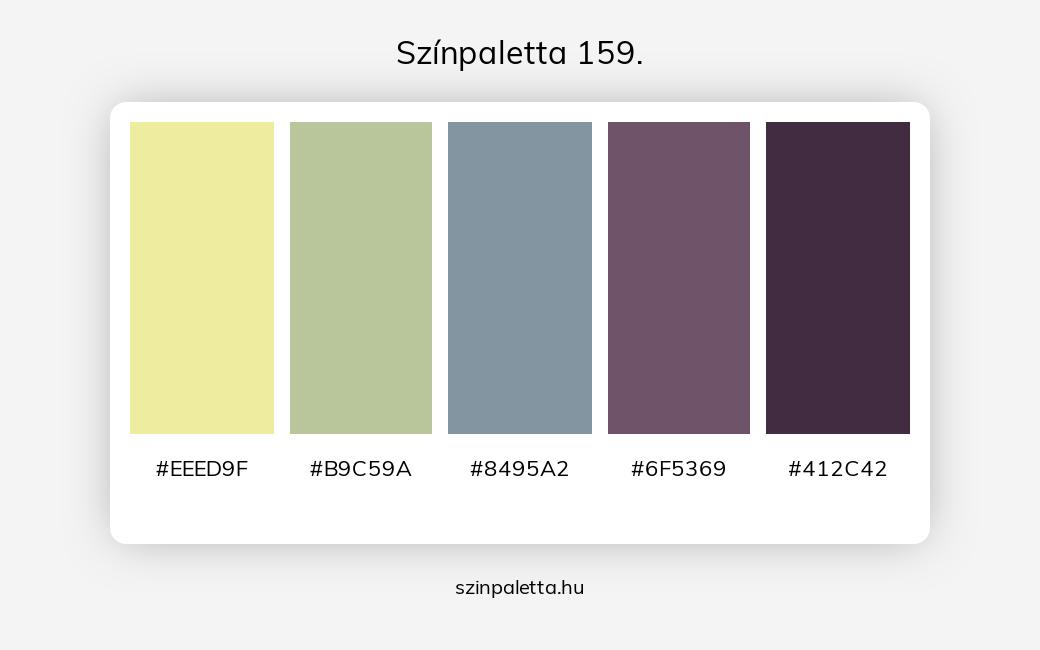 Színpaletta 159. - szinpaletta.hu