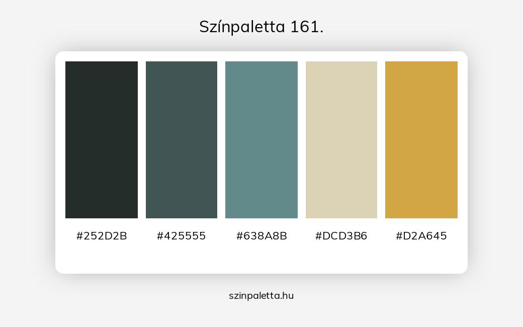 Színpaletta 161. - szinpaletta.hu