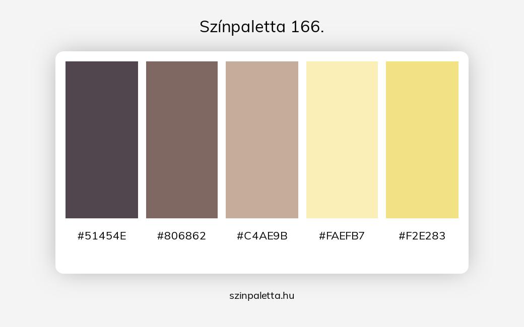 Színpaletta 166. - szinpaletta.hu