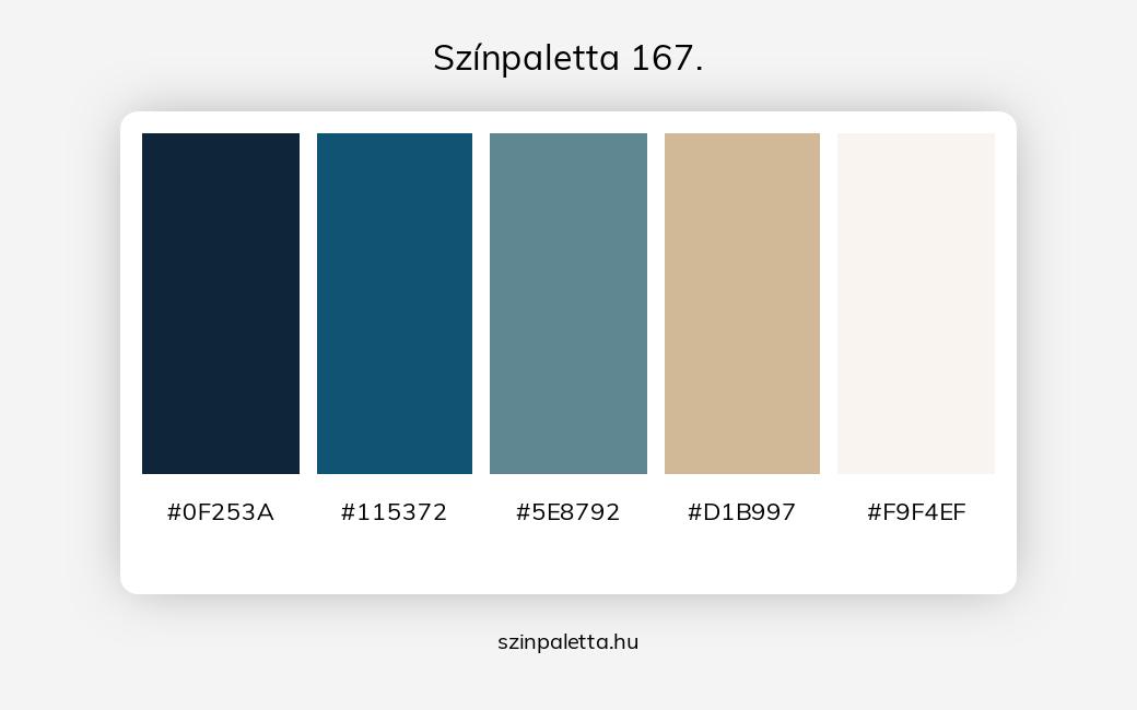 Színpaletta 167. - szinpaletta.hu