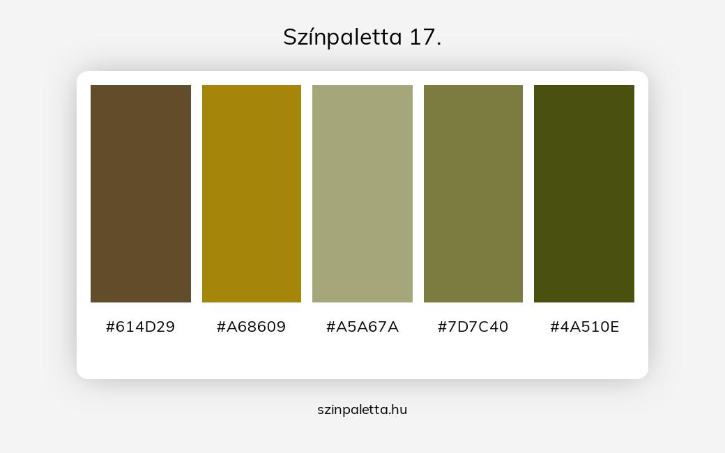 Színpaletta 17. - szinpaletta.hu