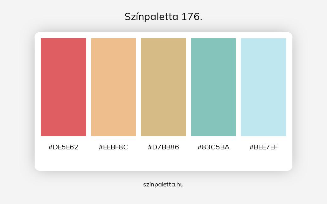 Színpaletta 176. - szinpaletta.hu