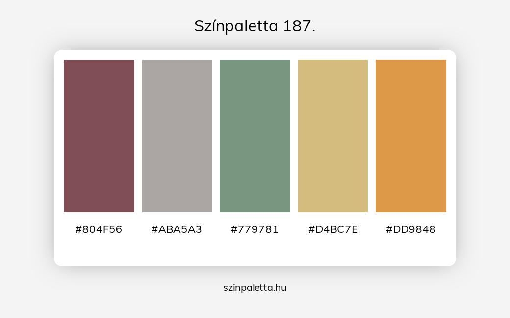 Színpaletta 187. - szinpaletta.hu