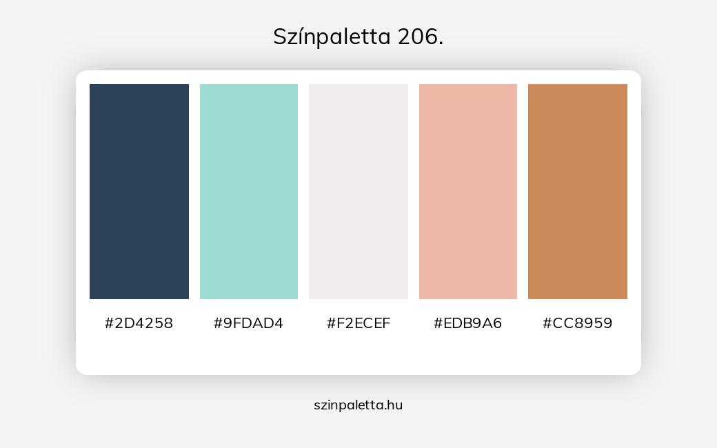 Színpaletta 206. - szinpaletta.hu