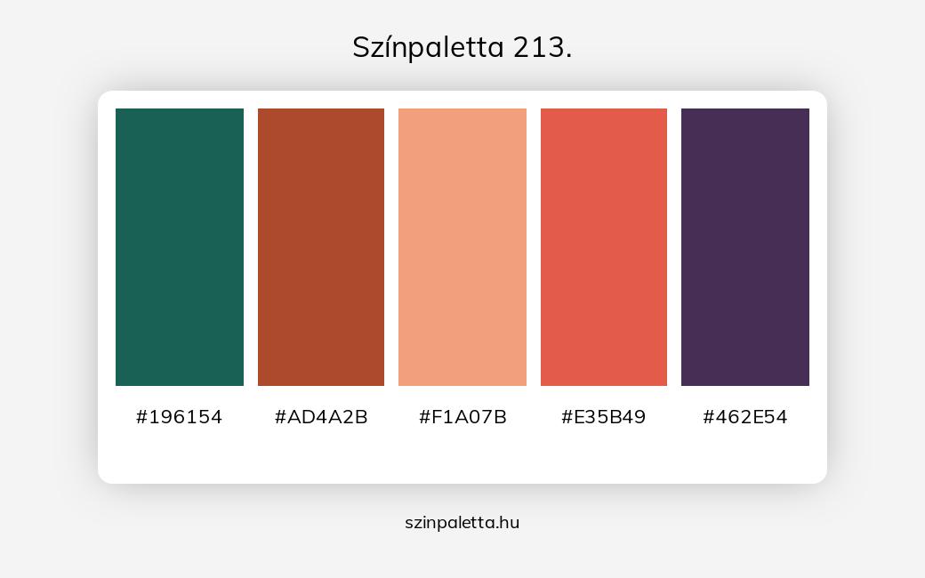 Színpaletta 213. - szinpaletta.hu