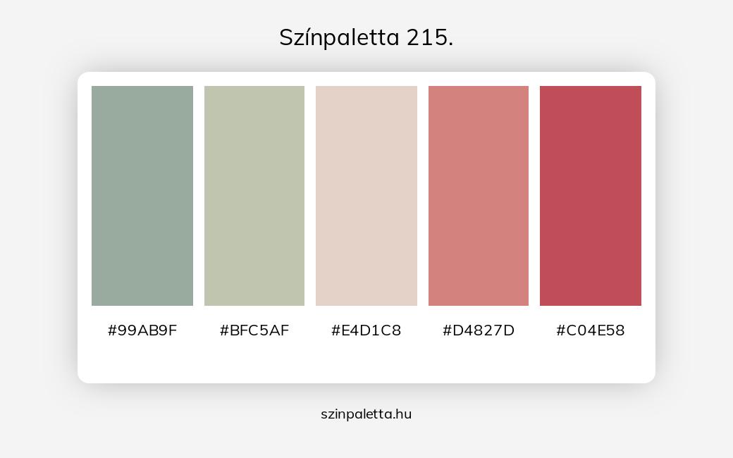 Színpaletta 215. - szinpaletta.hu