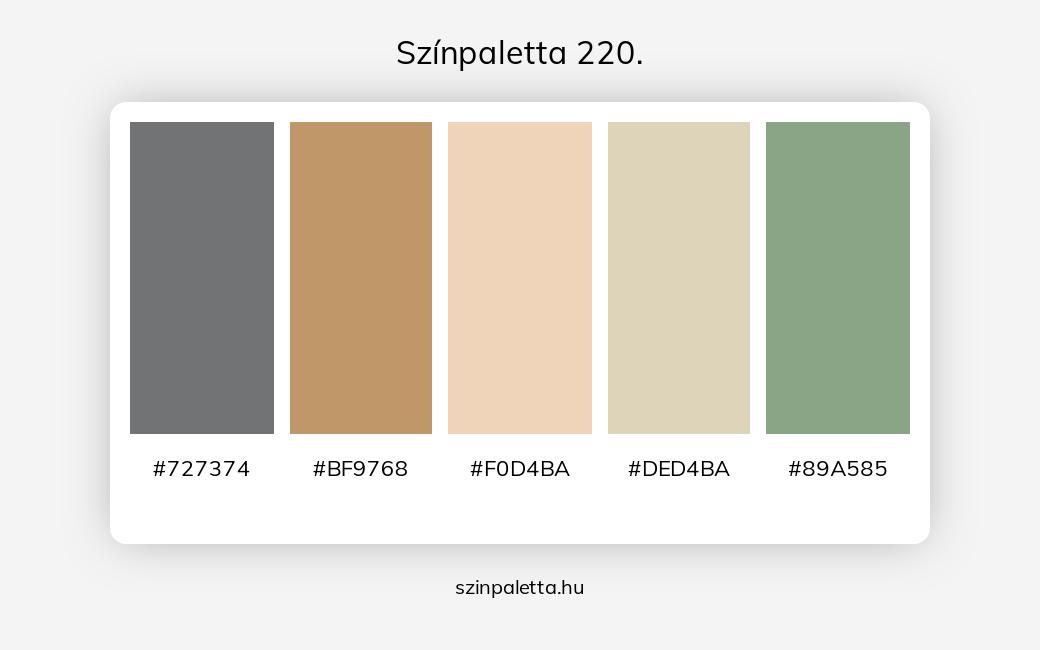 Színpaletta 220. - szinpaletta.hu