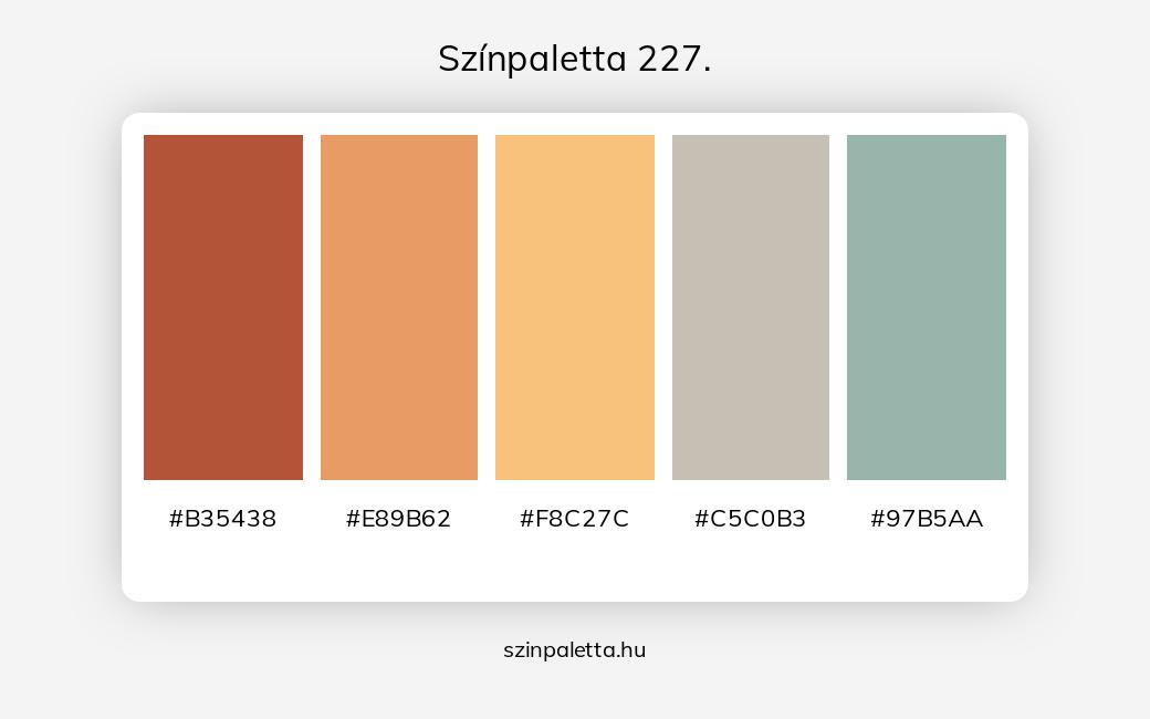 Színpaletta 227. - szinpaletta.hu