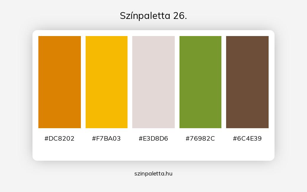 Színpaletta 26. - szinpaletta.hu