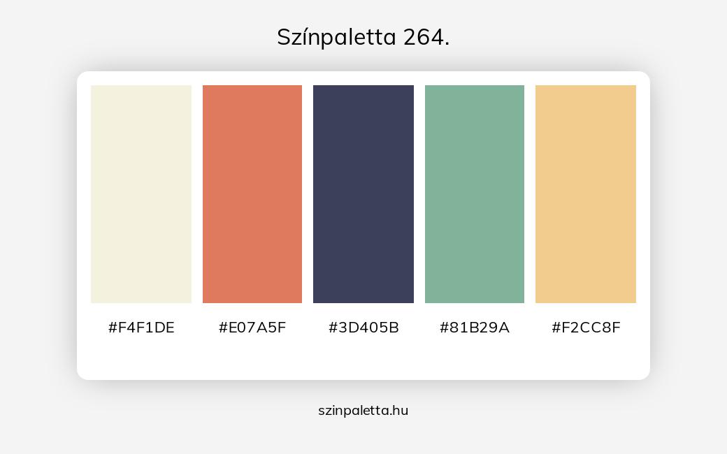 Színpaletta 264. - szinpaletta.hu