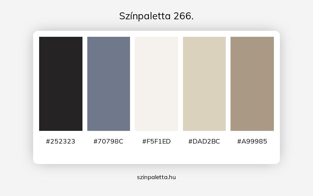 Színpaletta 266. - szinpaletta.hu