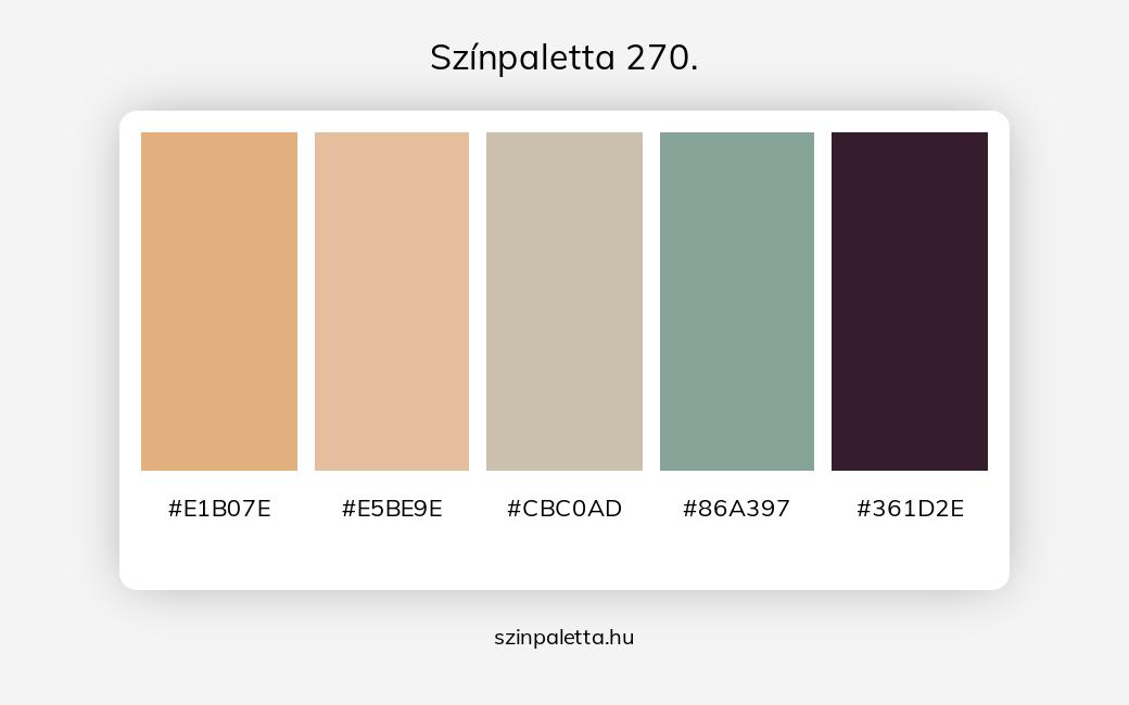 Színpaletta 270. - szinpaletta.hu