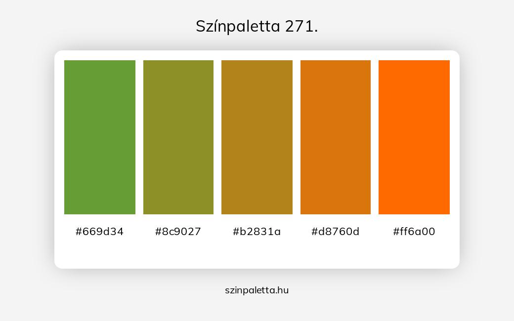 Színpaletta 271. - szinpaletta.hu