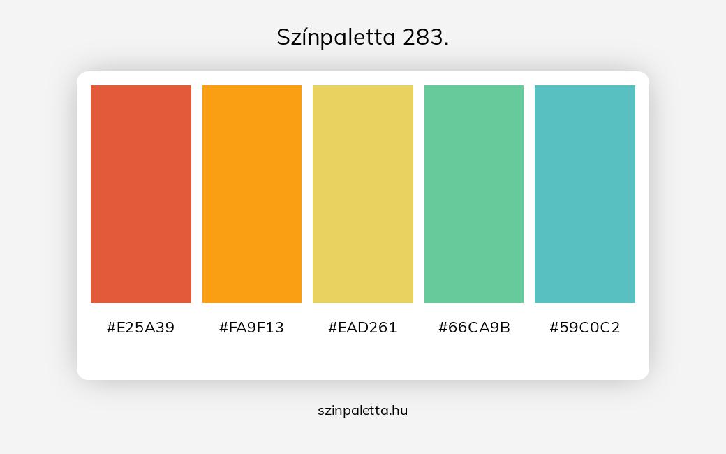 Színpaletta 283. - szinpaletta.hu