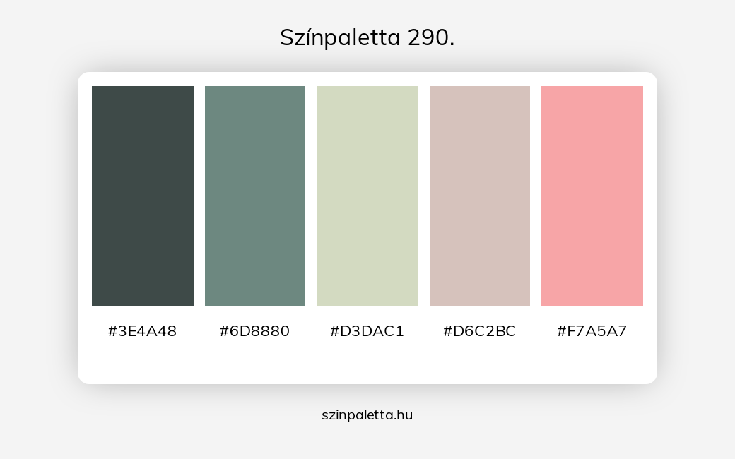 Színpaletta 290. - szinpaletta.hu
