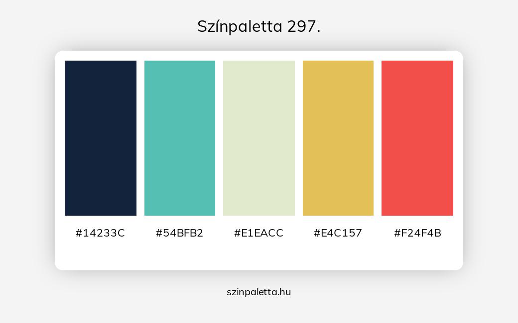 Színpaletta 297. - szinpaletta.hu