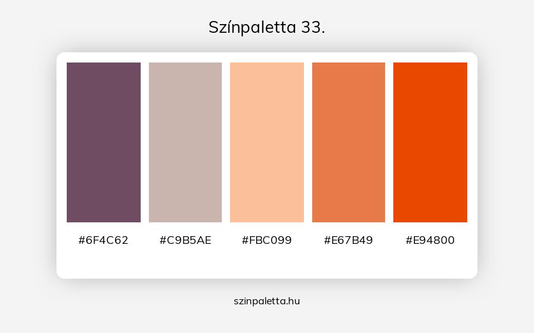Színpaletta 33. - szinpaletta.hu
