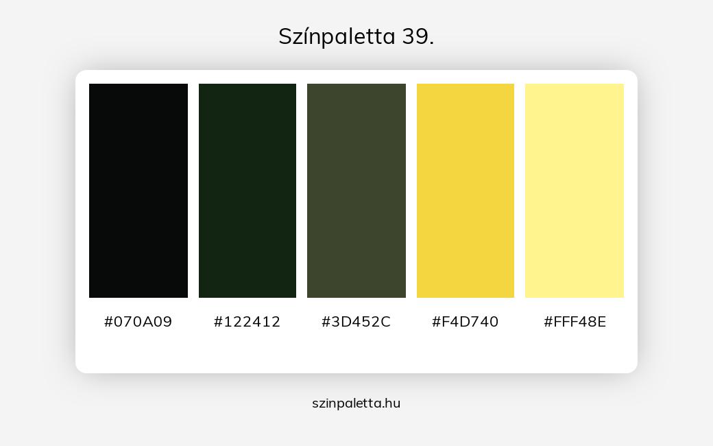 Színpaletta 39. - szinpaletta.hu