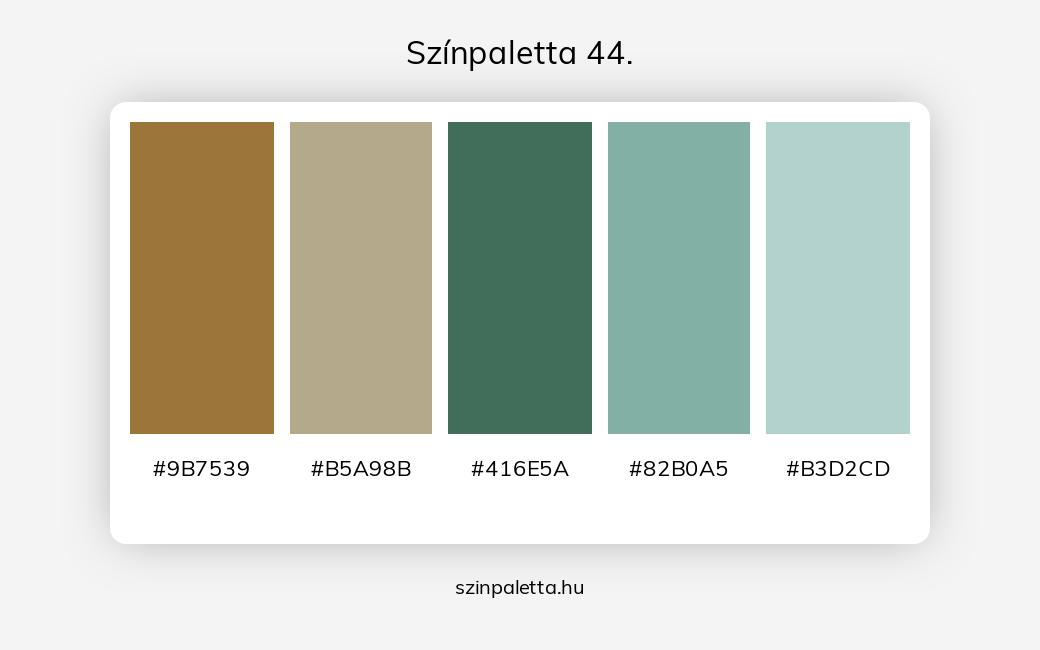 Színpaletta 44. - szinpaletta.hu