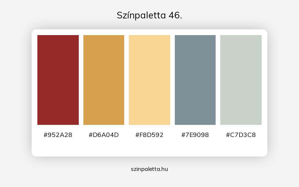 Színpaletta 46. - szinpaletta.hu