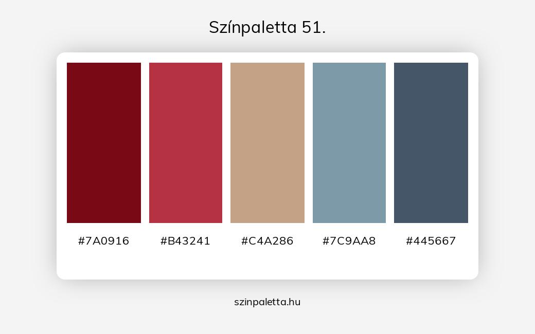 Színpaletta 51. - szinpaletta.hu