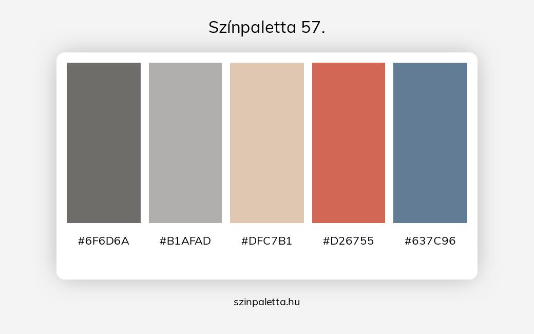 Színpaletta 57. - szinpaletta.hu