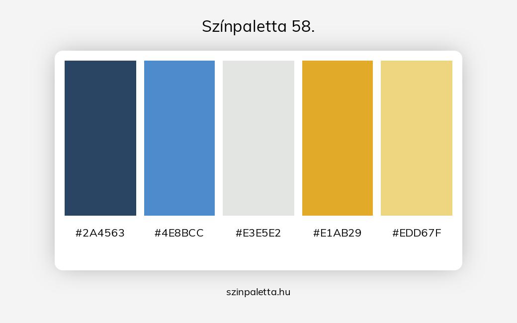 Színpaletta 58. - szinpaletta.hu