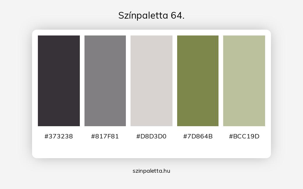 Színpaletta 64. - szinpaletta.hu