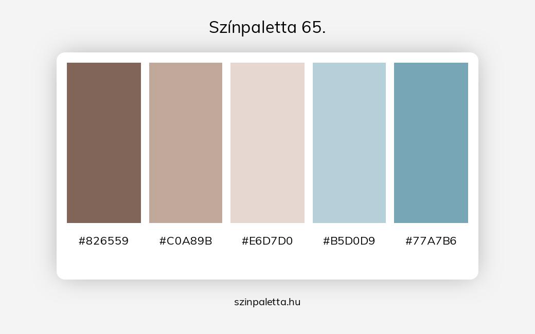 Színpaletta 65. - szinpaletta.hu