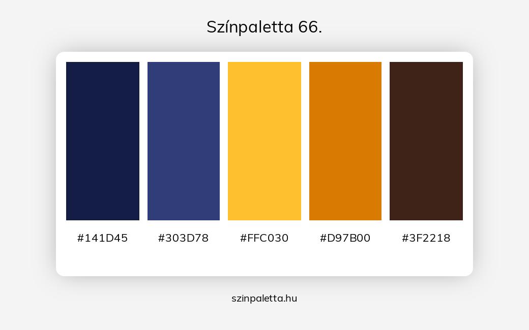 Színpaletta 66. - szinpaletta.hu