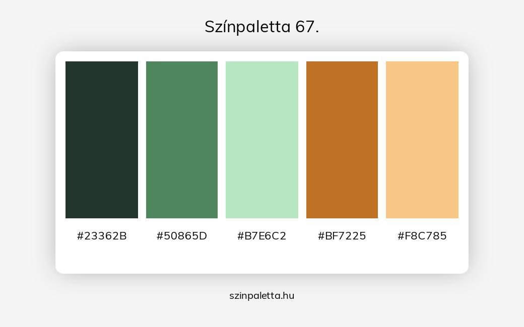 Színpaletta 67. - szinpaletta.hu