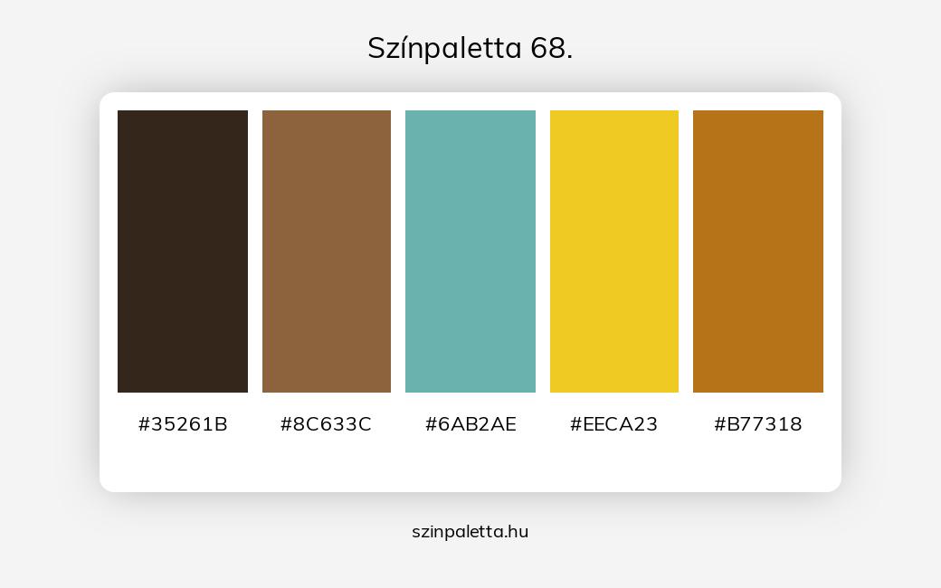 Színpaletta 68. - szinpaletta.hu