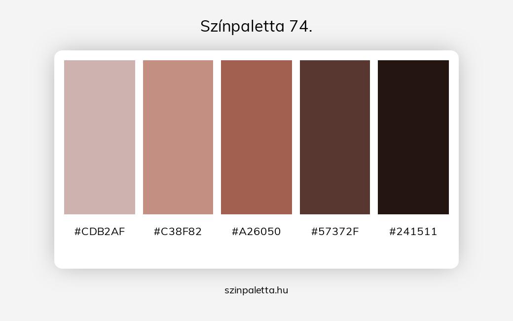 Színpaletta 74. - szinpaletta.hu