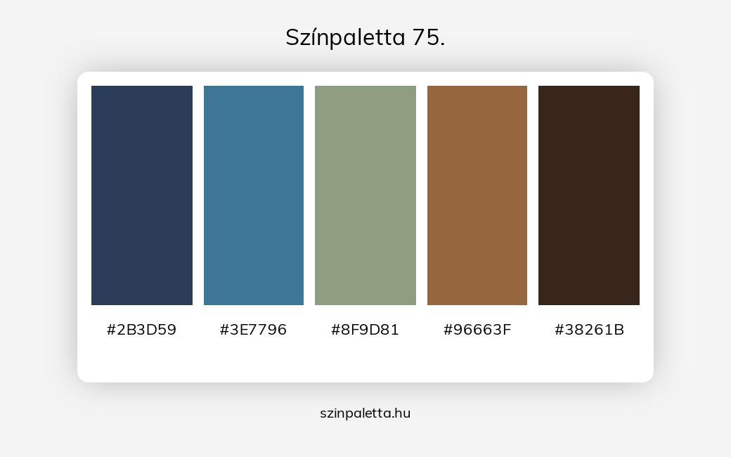 Színpaletta 75. - szinpaletta.hu