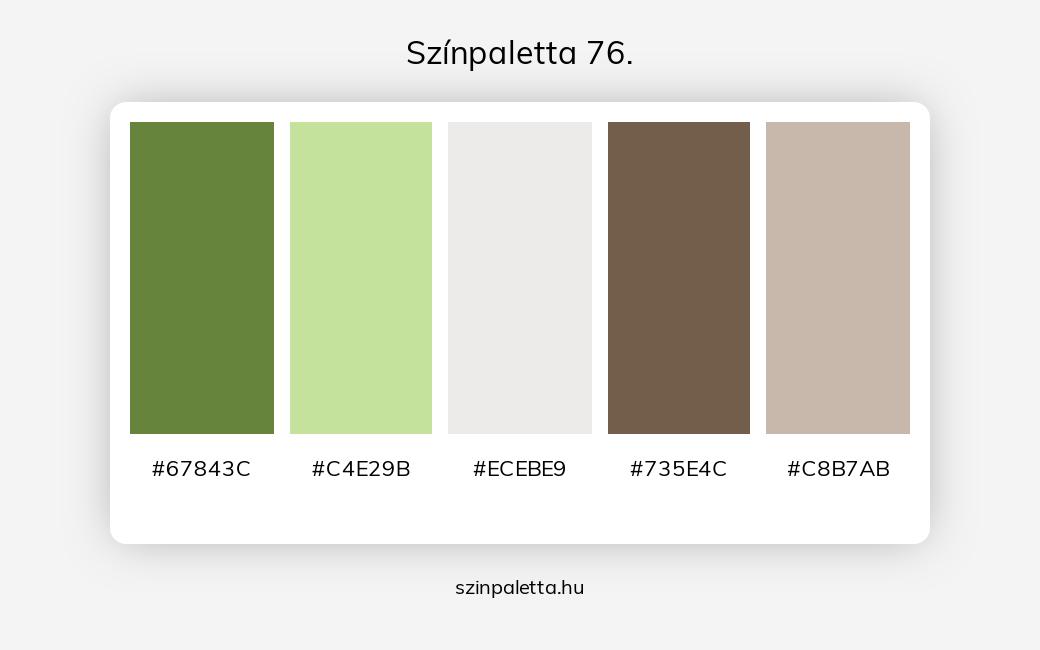 Színpaletta 76. - szinpaletta.hu
