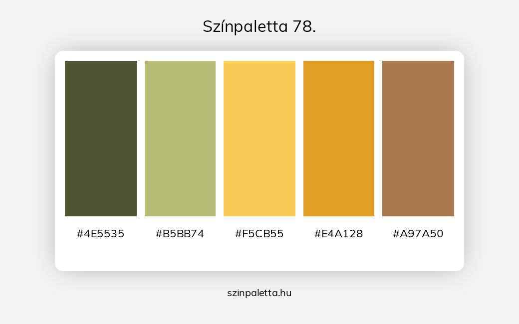 Színpaletta 78. - szinpaletta.hu