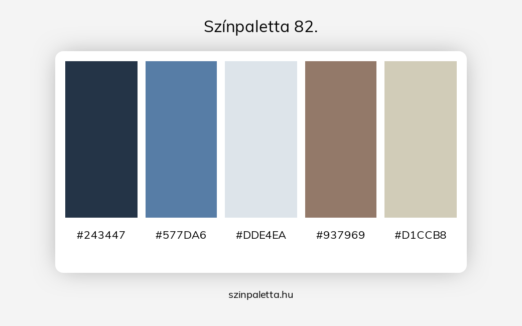 Színpaletta 82. - szinpaletta.hu