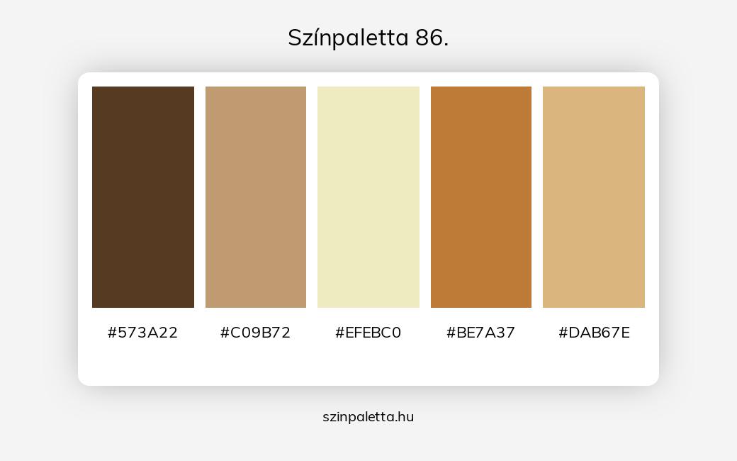 Színpaletta 86. - szinpaletta.hu