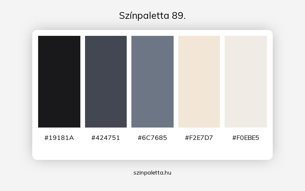 Színpaletta 89. - szinpaletta.hu